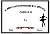 Pinsarah Collins On Glam In 2020 | Certificate Templates regarding Dance Award Certificate Templates