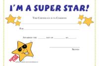 Printable Award Certificates For Students Craft Ideas Award throughout Good Behaviour Certificate Template 10 Kids Awards