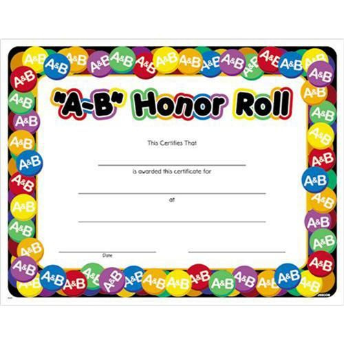 Printed Certificates, Find A Printed Certificate At Inside Editable Honor Roll Certificate Templates