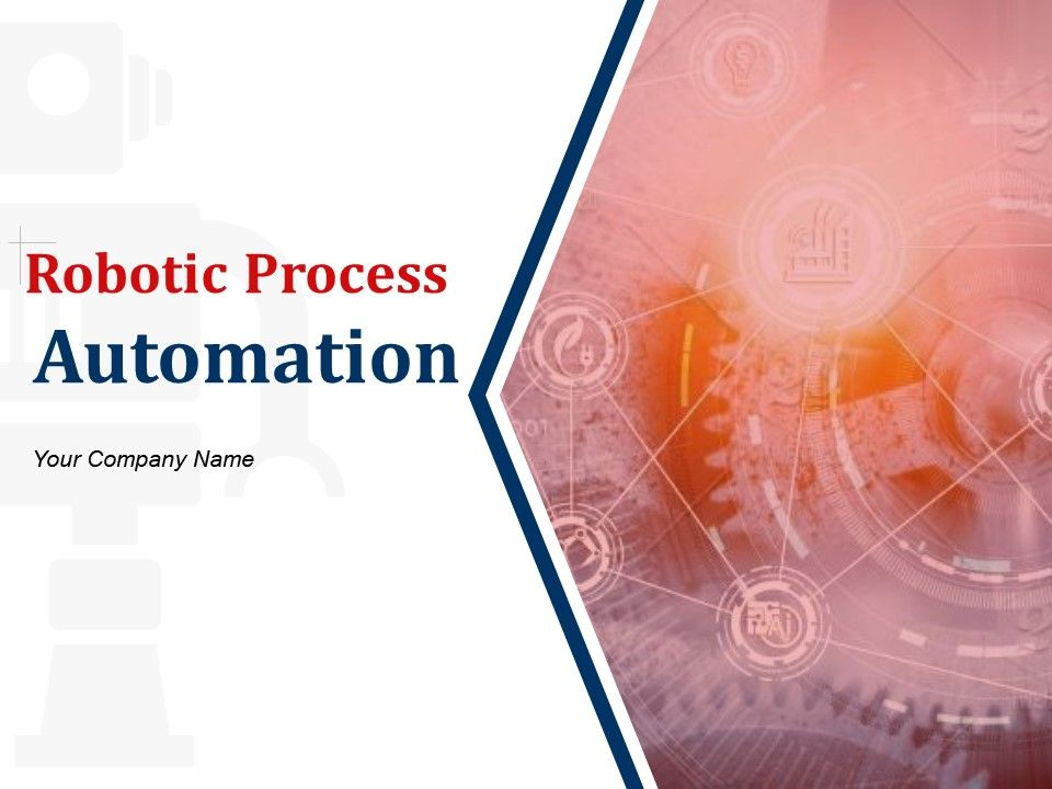 Robotic Process Automation Powerpoint Presentation Slides Pertaining To Free 9 Smart Robotics Certificate Template Designs