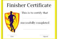 Running Awards   Certificate Templates, Online Education for Running Certificate Templates