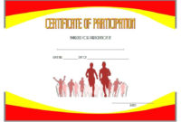Running Certificate Template – Carlynstudio intended for Fresh 5K Race Certificate Template 7 Extraordinary Ideas