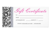 Salon-Gift-Certificate-Template-Free-Printable-Free intended for Best Free Printable Hair Salon Gift Certificate Template
