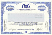 Sample Stock Certificate – Free Printable Documents | Stock with regard to Free 10 Certificate Of Stock Template Ideas