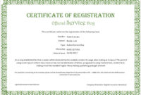 Service-Dog-Certificate-Template pertaining to Service Dog Certificate Template