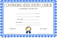 Social Work Ceu Certificate Template Free 2 In 2020 within Ceu Certificate Template