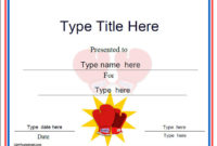 Sports Certificates – Boxing Award Template within Boxing Certificate Template