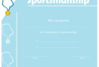 Sportsmanship Certificate Printable Certificate for Fresh Sportsmanship Certificate Template