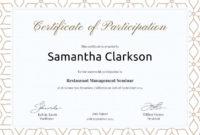 Template: Choir Certificate Template. Choir Certificate in Free Choir Certificate Templates 2020 Designs