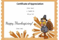 Thanksgiving Printables for Fresh Thanksgiving Gift Certificate Template Free