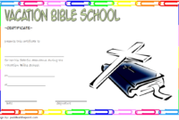 The Best Vbs Certificate Printable – Mason Website pertaining to Lifeway Vbs Certificate Template