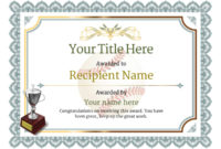 Use Free Baseball Certificate Templates -Awardbox pertaining to Best Mvp Certificate Template