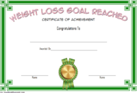 Weight Loss Challenge Ideas – Weightlosslook pertaining to Best Weight Loss Certificate Template Free 8 Ideas