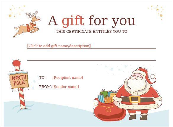 Word, Pdf, Psd | Free & Premium Templates | Christmas Gift Intended For Fresh Christmas Gift Templates Free Typable